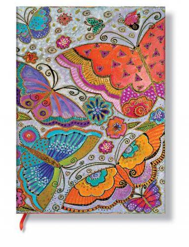 Zápisník - Flutterbyes, micro 70x90 Lined cena od 194 Kč