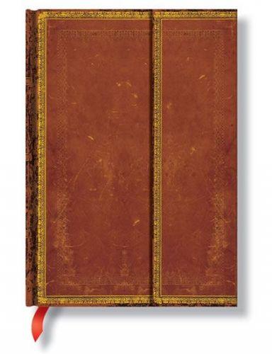 Zápisník - Handtooled Wrap, midi 120x170 cena od 347 Kč