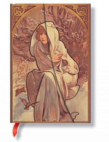 Zápisník - Winter Child, midi 120x170 cena od 320 Kč