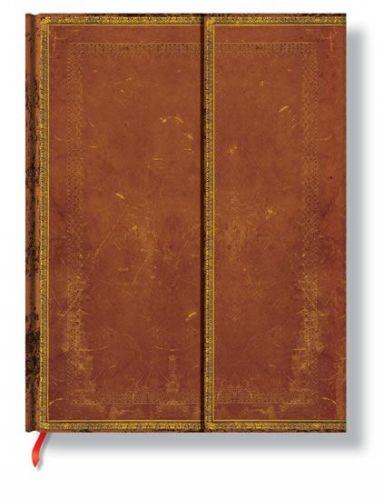 Zápisník - Handtooled Wrap, ultra 180x230 cena od 445 Kč