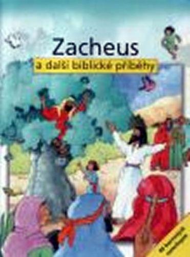S.A. Wrightová: Zacheus a další biblické příběhy cena od 61 Kč
