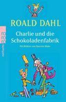 Dahl Roald: Charlie/Schokoladenfabrik cena od 172 Kč