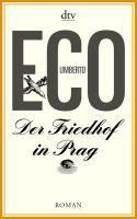 Eco Umberto: Friedhof in Prag cena od 259 Kč
