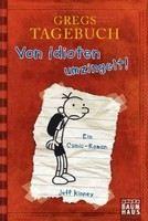 Kinney Jeff: Von Idioten umzingelt! (Gregs Tagebuch #01) cena od 243 Kč