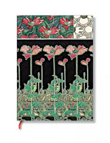 Zápisník - Papaver, mini 95x140 cena od 201 Kč