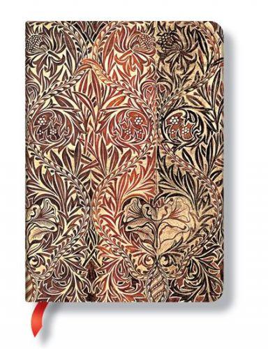 Zápisník - Morris Iris, midi 120x170 cena od 311 Kč