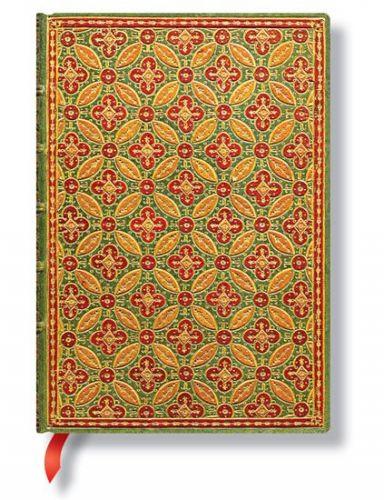 Zápisník - Mosaique, midi 120x170 Lined cena od 381 Kč