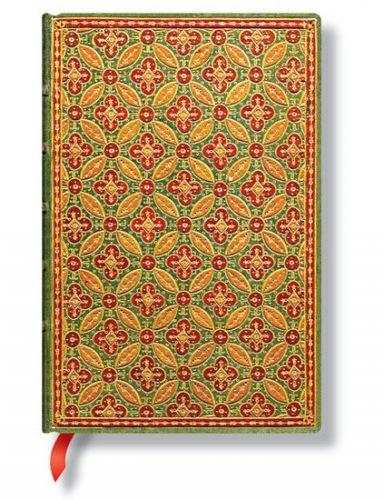 Zápisník - Mosaique, mini 95x140 Lined cena od 260 Kč