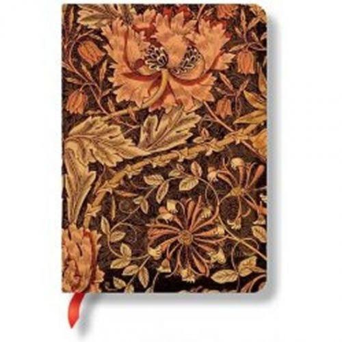 Zápisník - Morris Honeysuckle, mini 95x140 cena od 220 Kč
