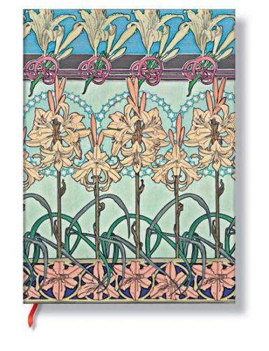 Zápisník - Tiger Lily, micro 70x90 cena od 170 Kč