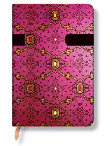 Zápisník - Fuchsia, mini 95x140 cena od 0 Kč