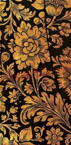 Zápisník - Midnight Gold Slim Wrap, slim 90x180 cena od 238 Kč