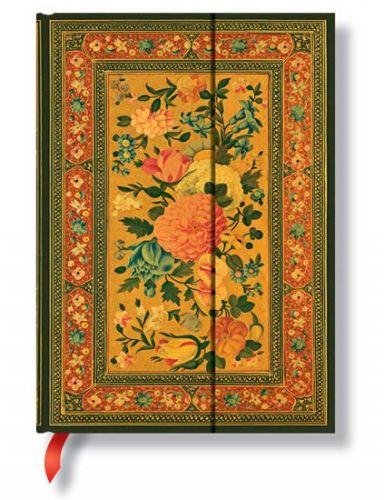Zápisník - Glowing Rose, midi 120x170 cena od 381 Kč