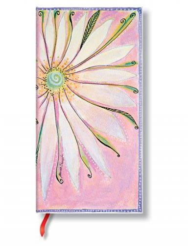 Zápisník - Seraphim Laurel Burch Blossoms, slim 90x180 Lined cena od 324 Kč