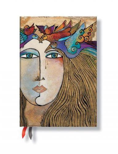 Zápisník - Soul & Tears Wrap, midi 120x170 cena od 342 Kč