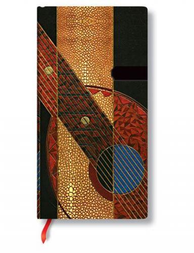 Zápisník - Serenade, slim 90x180 cena od 274 Kč