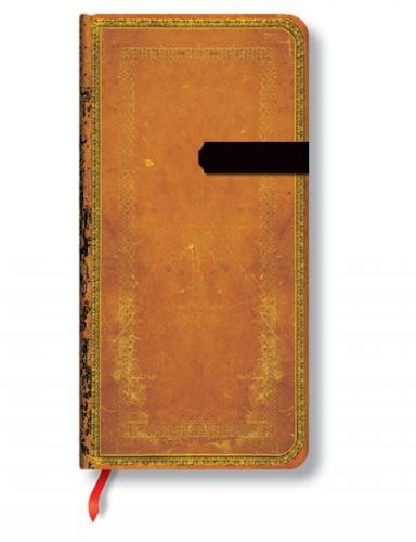 Zápisník - Saddleworn, slim 90x180 cena od 324 Kč
