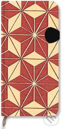 Zápisník - Hishi, slim 90x180 cena od 240 Kč