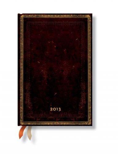 Zápisník - Black Moroccan, mini rep 95x140 cena od 388 Kč