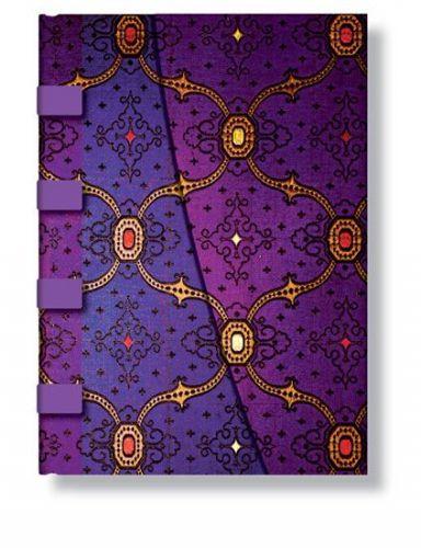 Adresář - French Ornate Violet Wrap, midi 120x170 cena od 370 Kč