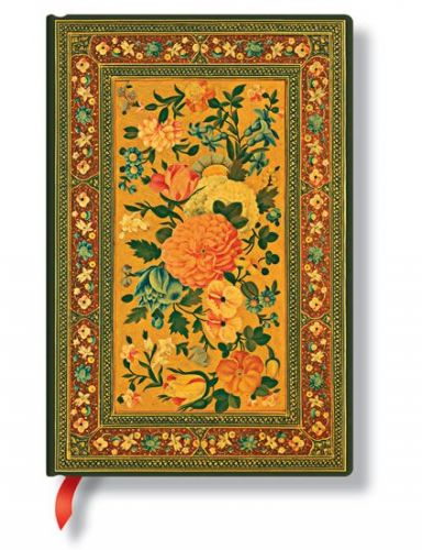 Zápisník - Glowing Rose, mini 95x140 cena od 256 Kč