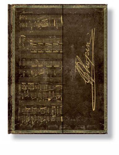 Zápisník - Chopin Polonaise, ultra 180x230 cena od 0 Kč