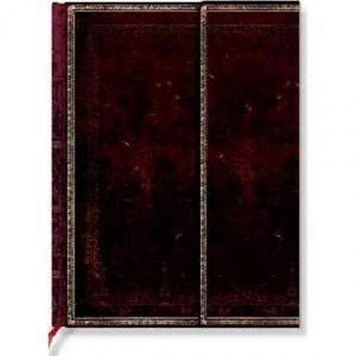 Zápisník - Red Moroccan, midi 120x170 cena od 0 Kč
