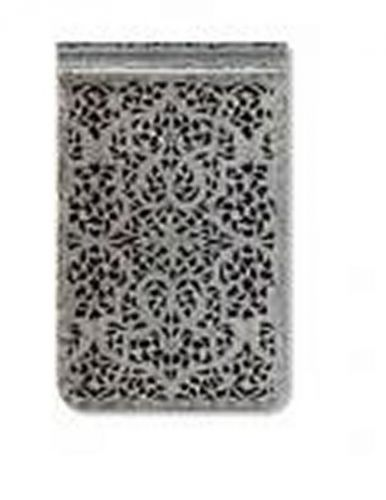 Zápisník - Shadow Silver Filigree, mini rep 95x140 Unlined cena od 256 Kč