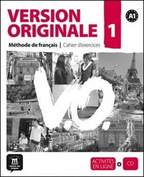 Version Originale 1 Cahier d'exercices + CD cena od 218 Kč