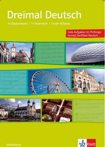 Dreimal Deutsch NEU - PS + CD cena od 332 Kč
