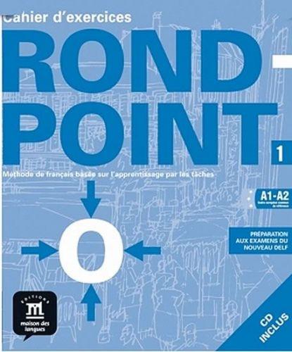 Rond-point 1 – Cahier dexercices + CD cena od 273 Kč