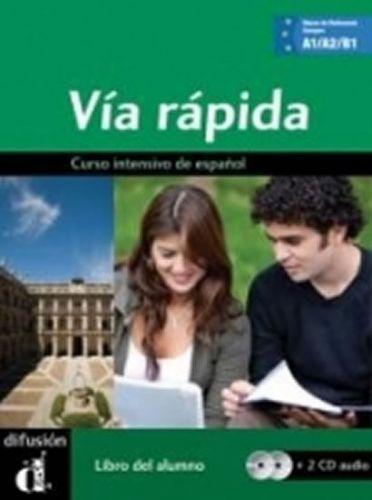 Via rápida A1-B1 – Libro del alumno + CD cena od 646 Kč
