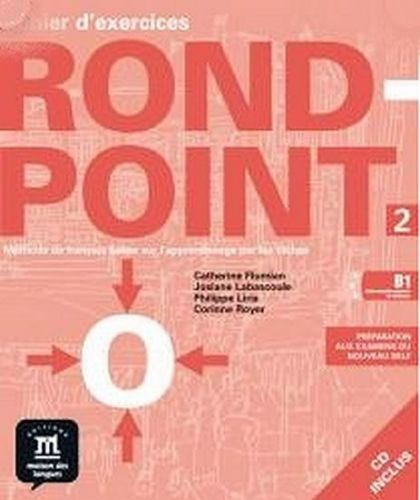 XXL obrazek Rond-point 2 – Cahier dexercices + CD