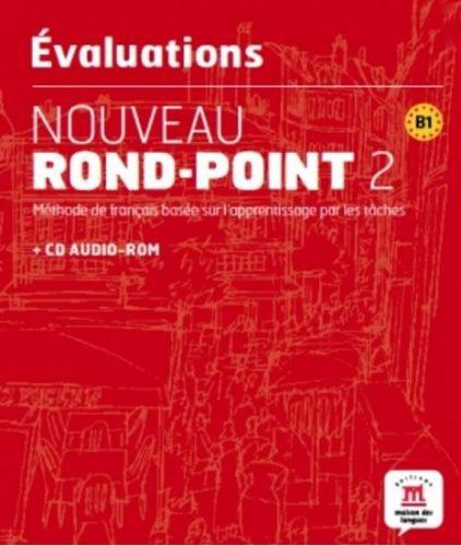 Les évaluations de Nouveau Rond-Point 2 + CD cena od 554 Kč