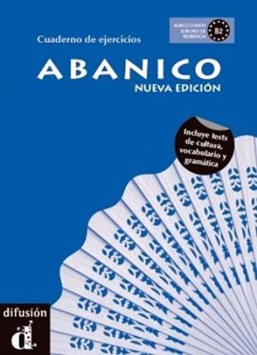 Abanico Nueva Ed. – Cuaderno de ejercicios + CD cena od 404 Kč
