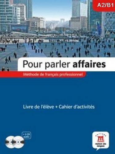 Pour Parler Affaires – L. de léleve + C. dexer. + CD cena od 591 Kč