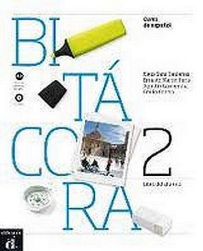 Bitacora A2 – Libro del alumno + CD cena od 500 Kč
