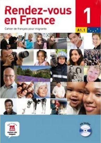 Rendez-vous en France 1 + CD (A1.1) cena od 295 Kč