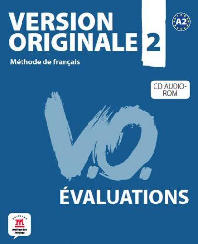 Les évaluations Version Originale 2 + CD cena od 455 Kč