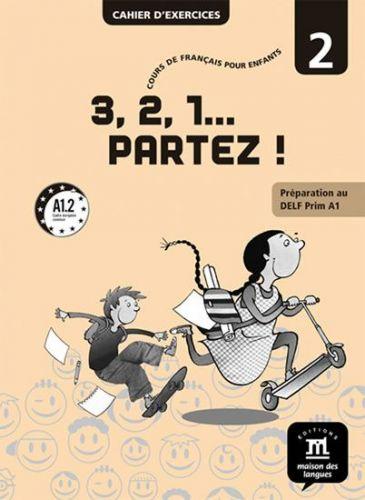 3,2,1 Partez! 2 – Cahier dexercices cena od 184 Kč