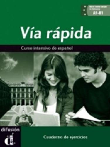Via rápida A1-B1 – Cuaderno de ejercicios + CD cena od 361 Kč