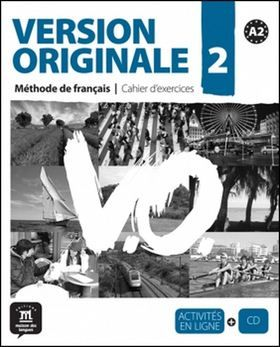 Version Originale 2 Cahier d'exercices + CD cena od 194 Kč