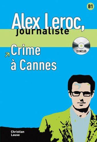 Crime a Cannes + CD cena od 147 Kč