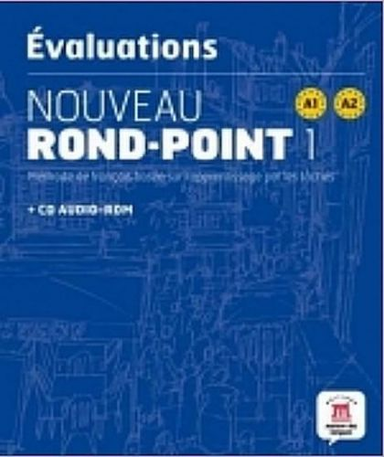 Les évaluations de Nouveau Rond-Point 1 + CD cena od 554 Kč