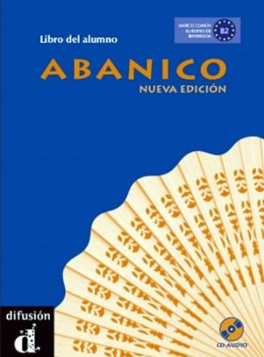 Abanico Nueva Ed. – Libro del alumno + CD cena od 646 Kč