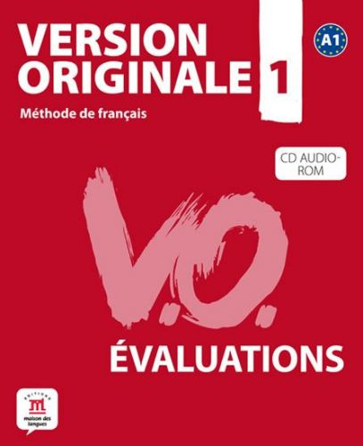 Les évaluations Version Originale 1 + CD cena od 554 Kč