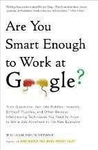 Poundstone William: Are You Smart Enough to Work at Google? cena od 323 Kč