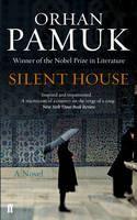 Pamuk Orhan: Silent House cena od 218 Kč