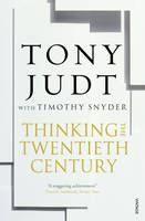 Judt Tony: Thinking the 20th Century cena od 323 Kč