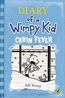 Kinney Jeff: Cabin Fever (Diary of a Wimpy Kid #6) cena od 126 Kč